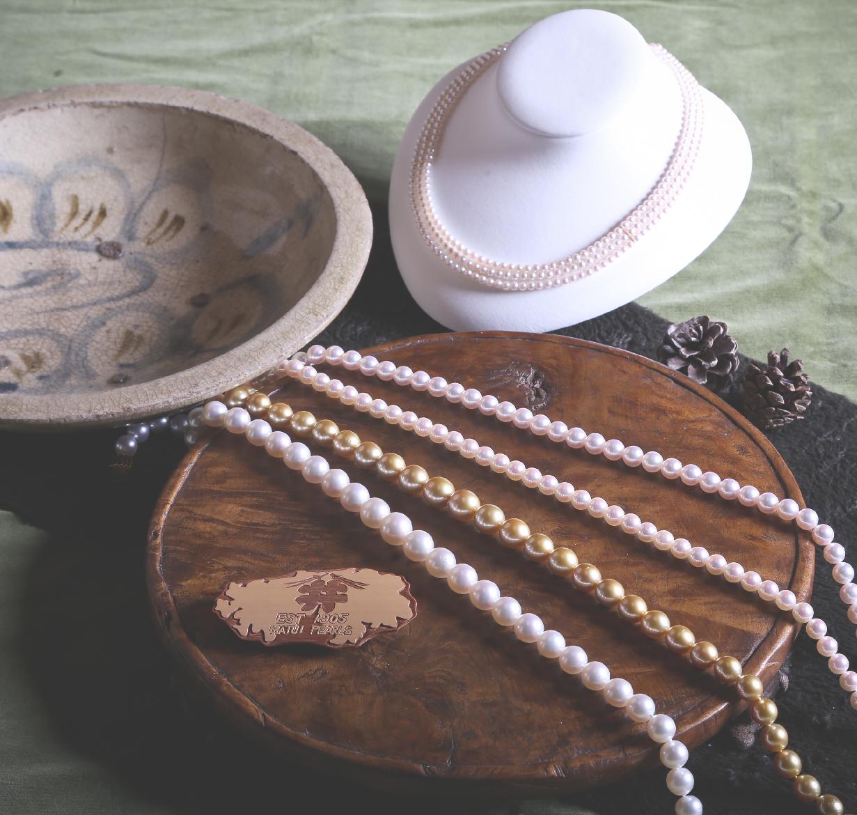 真珠にまつわるエトセトラ